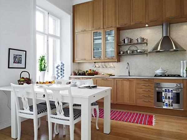 关于做好厨房的装修工作应该注意些什么?