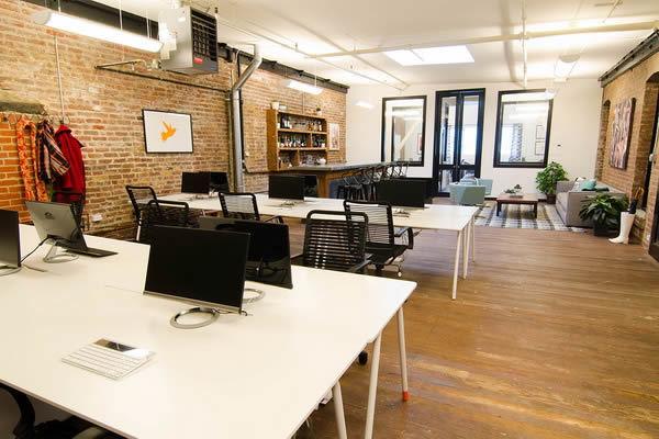 办公室空间整体设计与整体规划