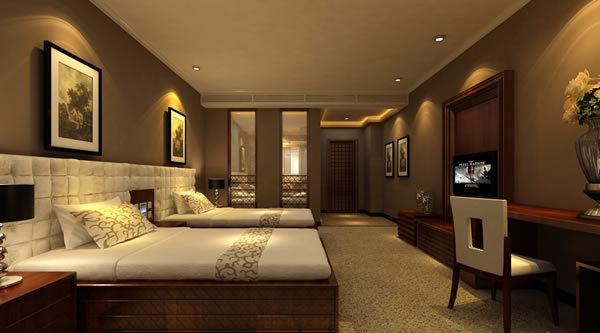 酒店裝飾報價設計