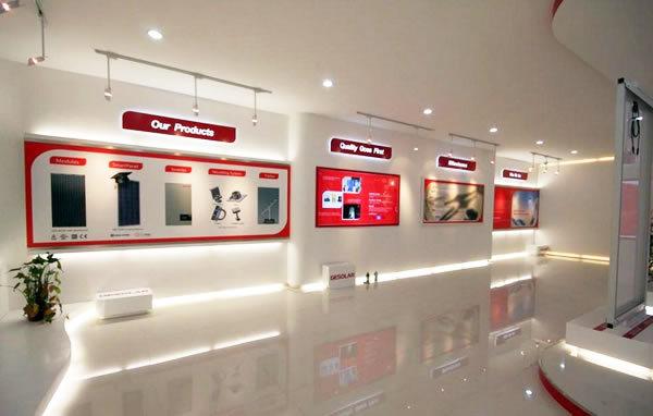 展廳裝修找專業的裝飾裝潢公司就選擇江蘇蘇通裝飾裝潢有限公司,咨詢熱線:0253-82512345 / 13182293336